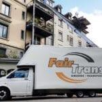 Umzugstransporter Umzugsfirma Fair Trans